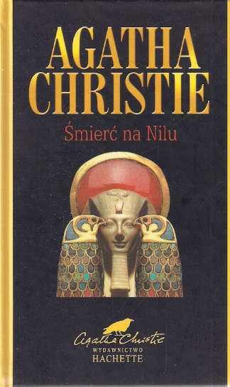 Śmierć naNilu - Agata Christie