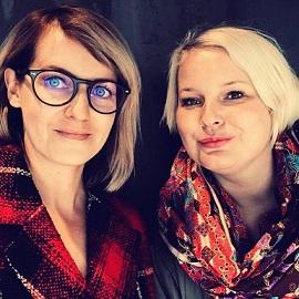 Karolina Głogowska, Katarzyna Troszczyńska