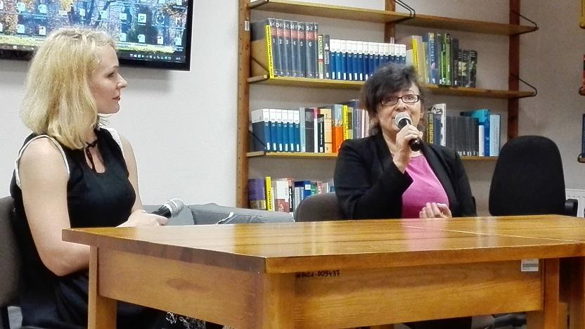 Spotkanie autorskie zMariolą Zaczyńską