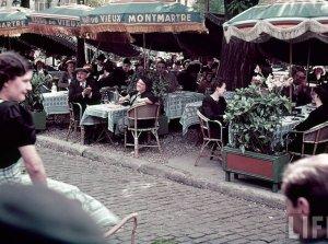 Przedwojenny Paryż