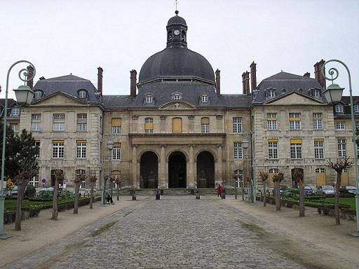 Szpital La Sarpetriere Paris