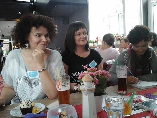 Spotkanie blogerek wSopocie 2016