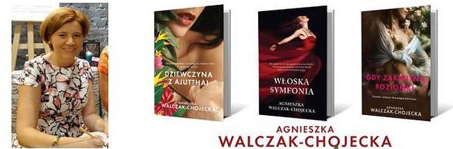 Spotkanie zAgnieszką Walczak-Chojecką wGdańsku