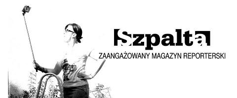 logo Szpalta
