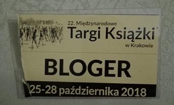 Plakietka blogera