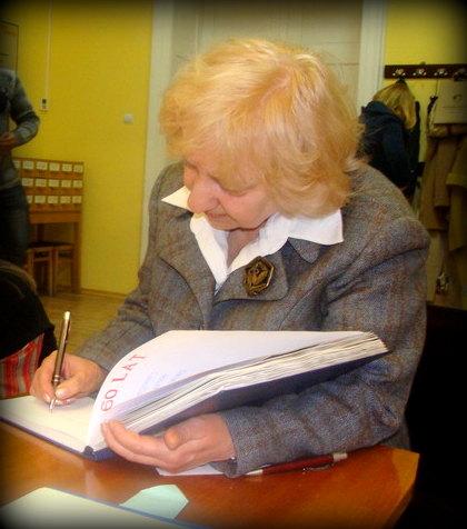Teresa Oleś-Owczarkowa