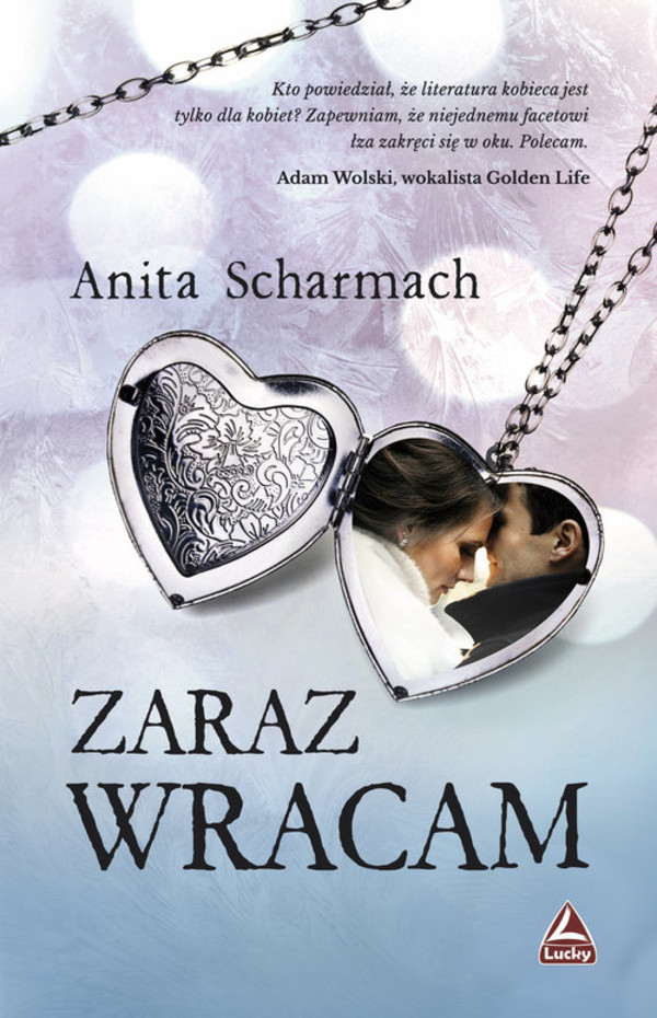 Zaraz wracam_Anita Scharmach