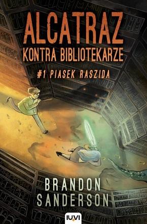 Alcatraz kontra Bibliotekarze_Brandon Sanderson