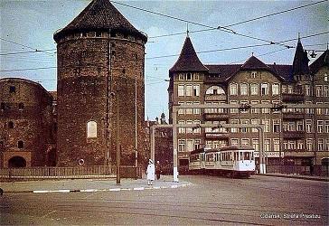 Gdańsk nastarej fotografii