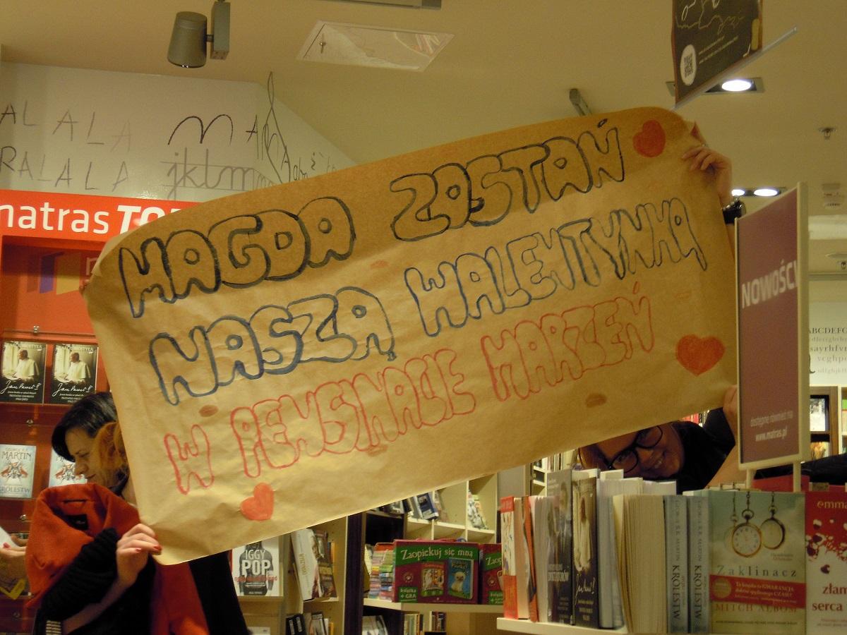 spotkanie zM.Witkiewicz