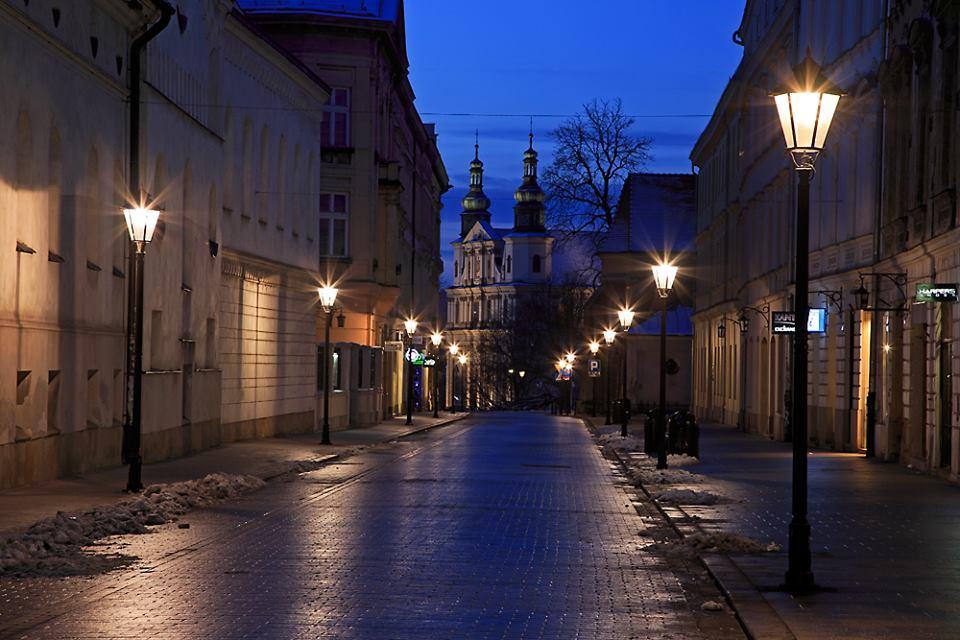 Kraków ulica Grodzka