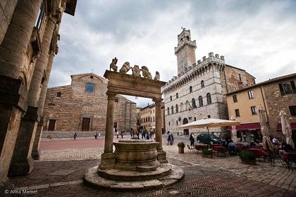 montepulciano Siena
