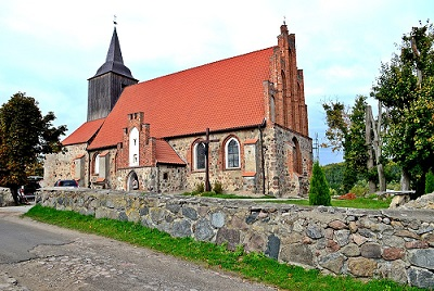 Kościół wPręgowie