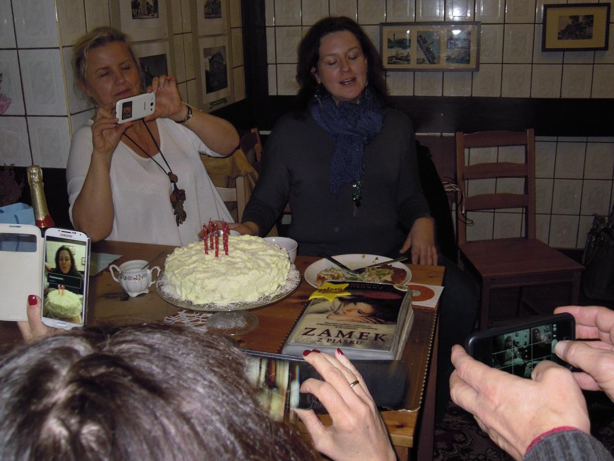 Tort Milaczka