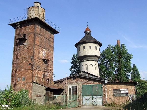 Wieża ciśnień wGdańsku