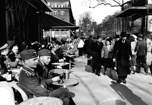Okupacja niemiecka wParyżu