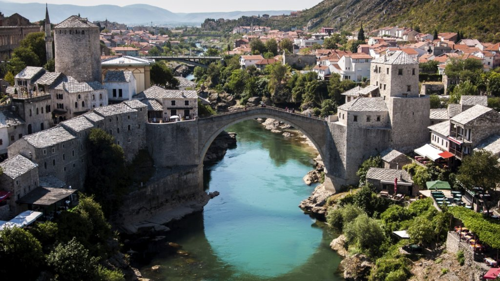 Stary Most wMostarze